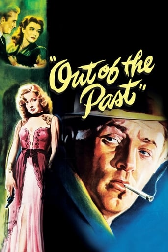 Poster of Out of the Past