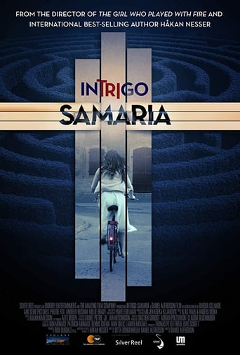Poster of Intrigo: Samaria