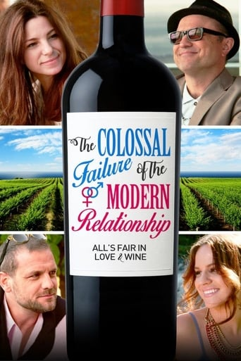 Poster of The Colossal Failure of the Modern Relationship