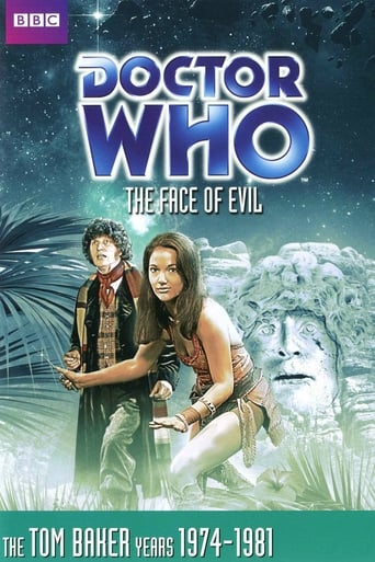 Poster of Doctor Who: The Face of Evil