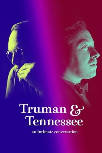 Poster of Truman & Tennessee: An Intimate Conversation