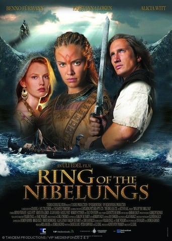 Poster of Ring of the Nibelungs