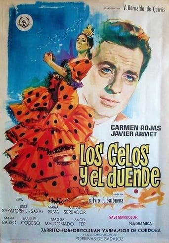 Poster of Los celos y el duende
