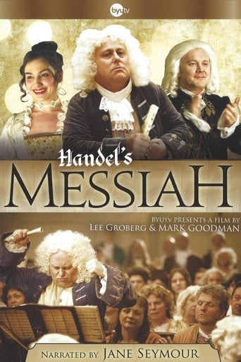 Poster of Handel's Messiah