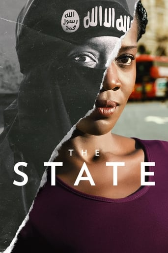 Poster of The State