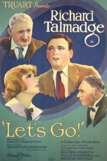 Poster of Let's Go