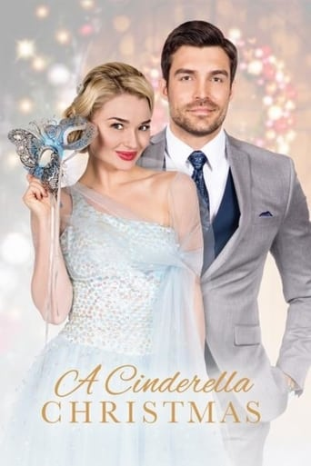 Poster of A Cinderella Christmas