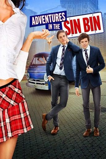 Poster of Adventures in the Sin Bin