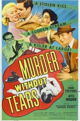 Poster of Murder Without Tears