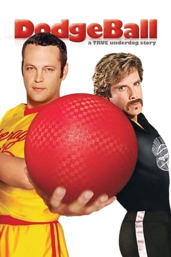 Poster of DodgeBall: A True Underdog Story
