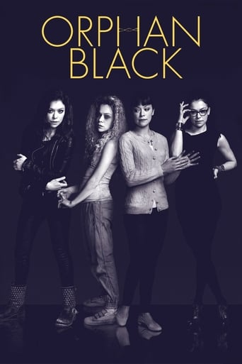 Poster of Orphan Black
