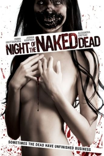 Poster of Night Of The Naked Dead