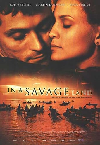 In a Savage Land poster