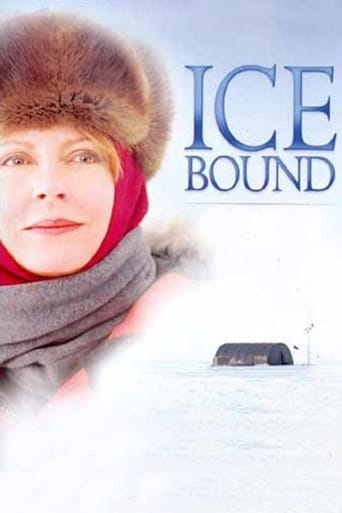 Poster of Ice Bound - A Woman's Survival at the South Pole