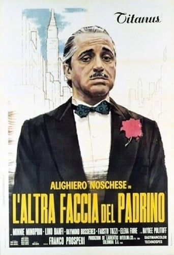 Poster of The Funny Face of the Godfather