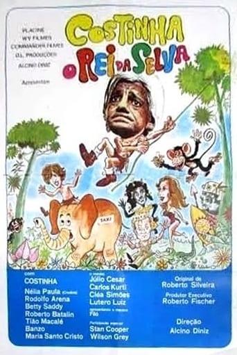 Poster of Costinha, o Rei da Selva