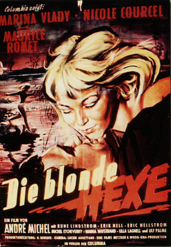 Poster of The Blonde Witch