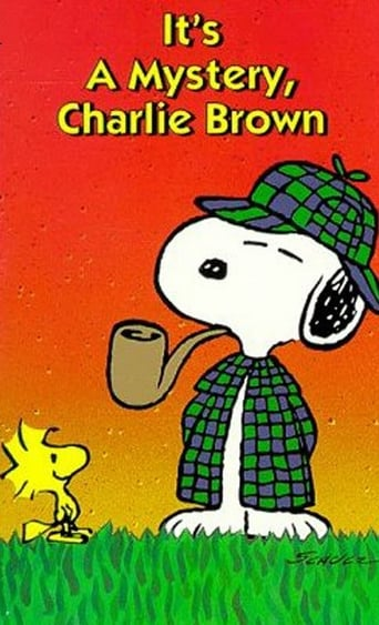 Poster of It's a Mystery, Charlie Brown