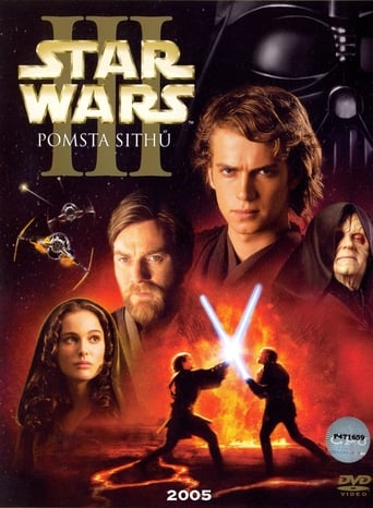 Poster of Star Wars: Epizoda III - Pomsta Sithů