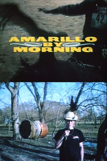 Amarillo By Morning poster