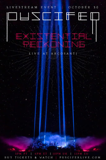 Poster of Puscifer: Existential Reckoning - Live At Arcosanti