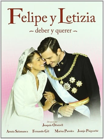 Poster of Felipe y Letizia