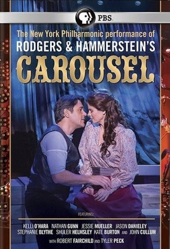 Poster of Rodgers and Hammerstein's Carousel: Live from Lincoln Center