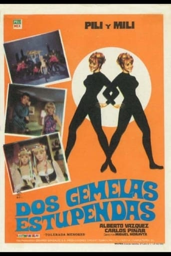 Poster of Dos gemelas estupendas