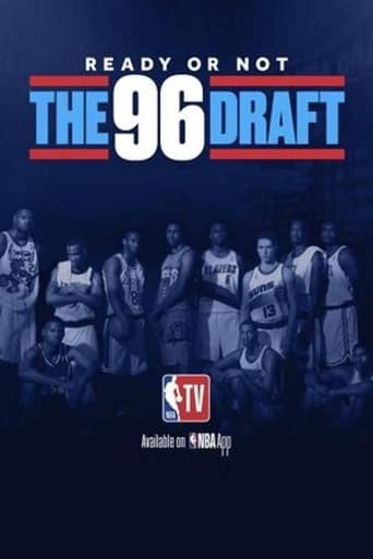 Poster of Ready or Not: The 96 NBA Draft