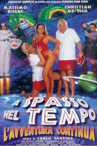 Poster of A spasso nel tempo - L'avventura continua