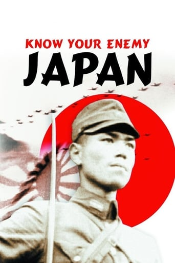 Poster of Know Your Enemy - Japan