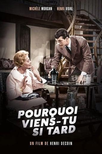 Poster of Pourquoi viens-tu si tard...