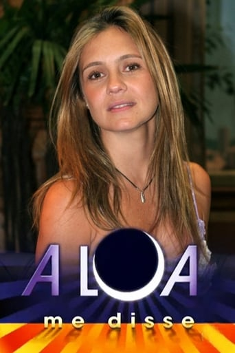 Poster of A Lua Me Disse