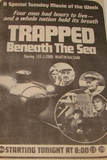 Poster of Trapped Beneath the Sea