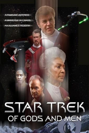 Poster of Star Trek: Of Gods and Men