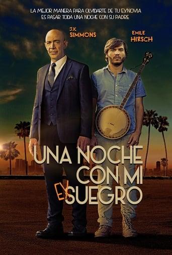 Poster of Una noche con mi exsuegro