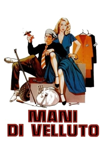 Poster of Velvet Hands