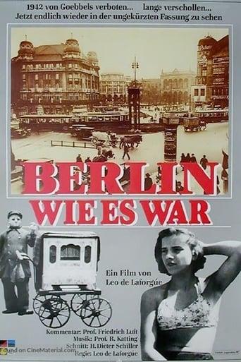 Poster of Symphonie einer Weltstadt