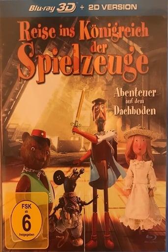 Reise ins Königreich der Spielzeuge poster