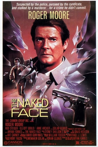Poster of The Naked Face