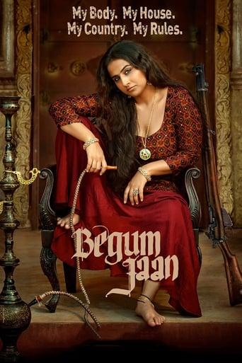 Mistress Begum poster