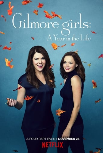 Poster of Gilmore Girls: A Year in the Life - Fall