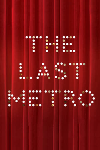 Poster of The Last Metro
