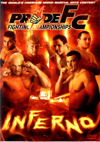 Poster of Pride 27: Inferno