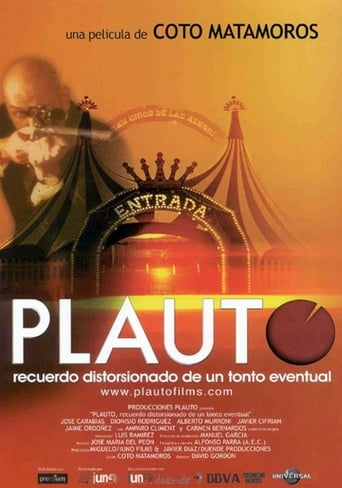 Poster of Plauto, Distorted Memory of an Eventual Fool
