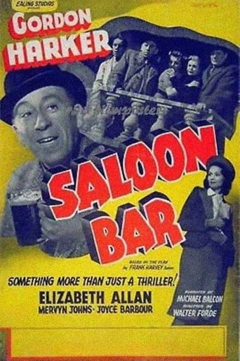 Poster of Saloon Bar