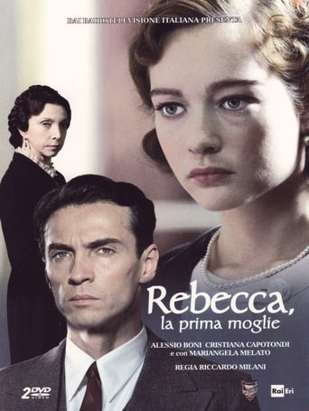 Poster of Rebecca, la prima moglie