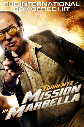 Poster of Torrente 2: Mission in Marbella