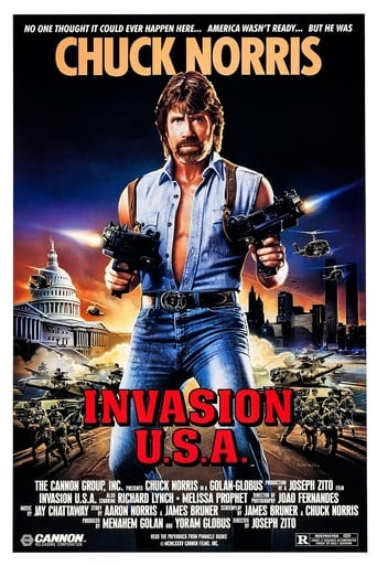 Poster of Invasion U.S.A.