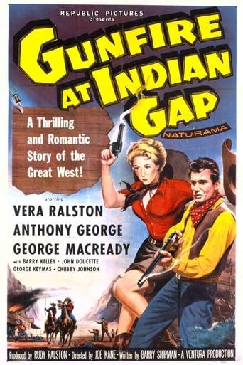 Poster of Gunfire at Indian Gap